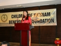 Children of Vietnam Benevolent Foundation fundraising dinner 2013-103 - speech - founder