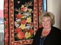 Children of Vietnam Benevolent Foundation fundraising dinner 2013-235- auction item - quilt