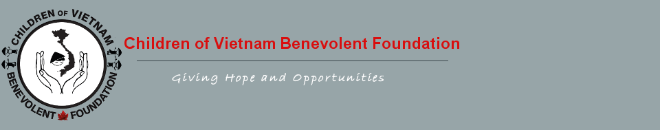 Children of Vietnam Benevolent Foundation