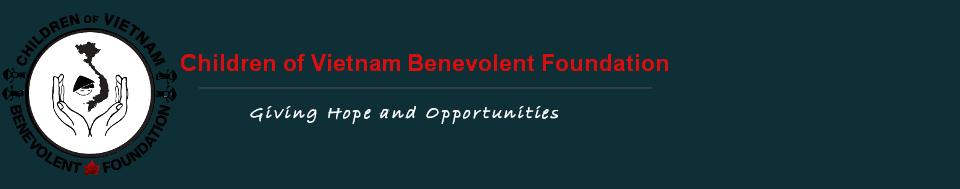 Children of Vietnam Benevolent Foundation