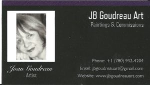 JB Goudreau Art