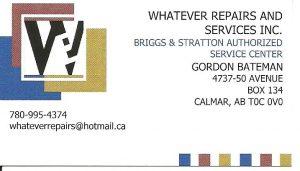 whatever-repairs