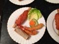 Appetizer dish