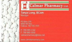 Calmar Pharmacy Ltd.