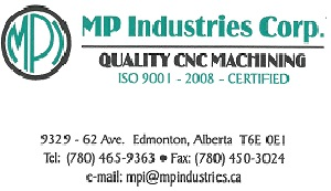 MP Industries Corp.