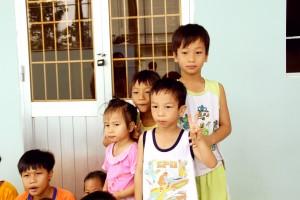 Vinh Long siblings